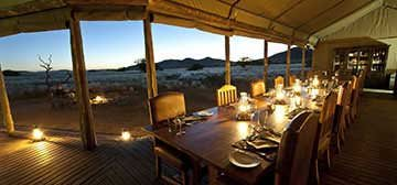 Image of Desert Rhino Camp