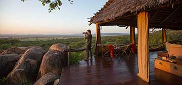Image of Elewana Serengeti Pioneer Camp