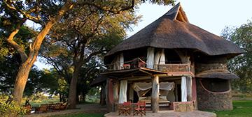 Image of Luangwa Safari House
