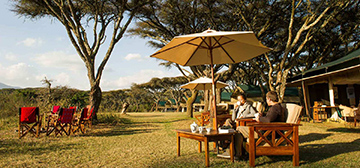 Image of Sanctuary Ngorongoro Crater Camp